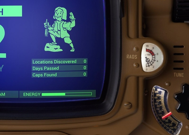 Fallout Pip-Boy is a companion for Fallout 4 | 444x620